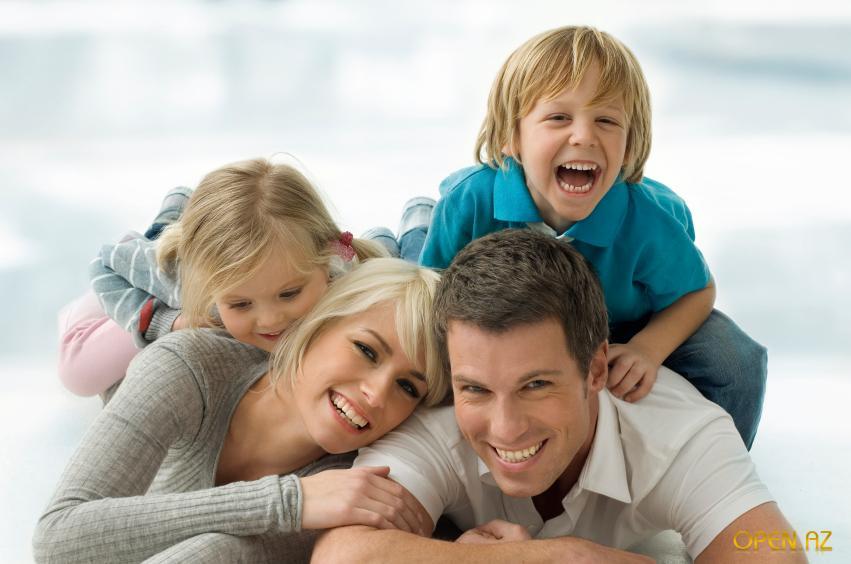 Сегодня — Международный день семьи