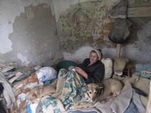 Ольга Николаевна с собаками