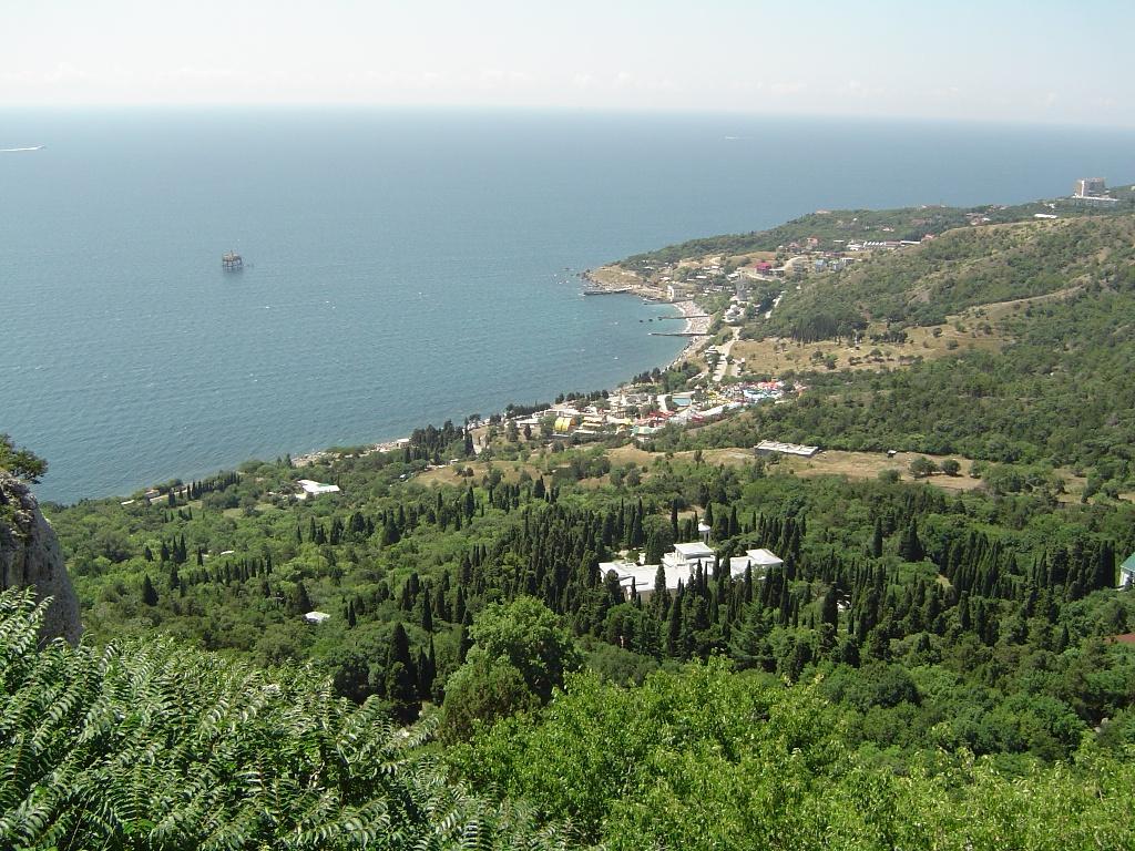 Крым ждет отдыхающих