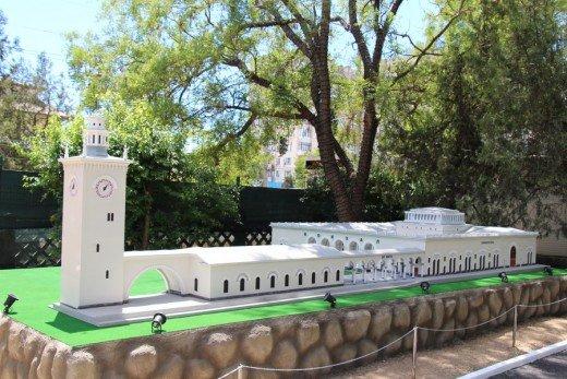 В Крыму открыли  еще один  Парк миниатюр