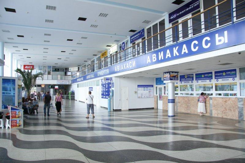Для расширения аэропорта «Симферополь»  власти Крыма планируют выделить до 400  гектаров земли