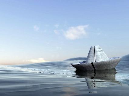 Кораблик мира и мечты