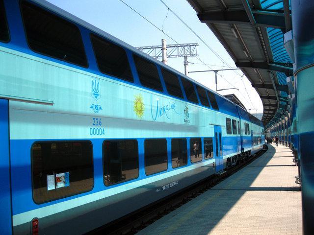 В Донецке ажиотаж на поезда в Крым