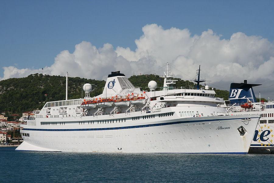 В   Евпатории  ожидают прибытие    круизного лайнера «Astoria»