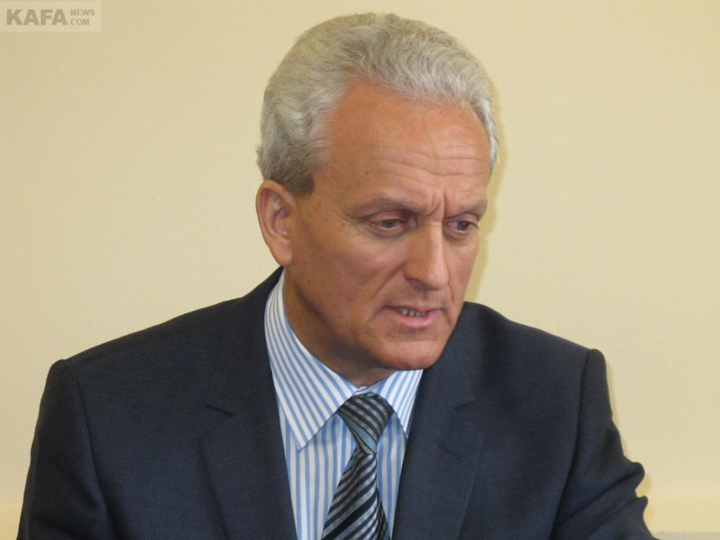 Александр Бартенев — пятый мэр, погибший в Крыму за три года