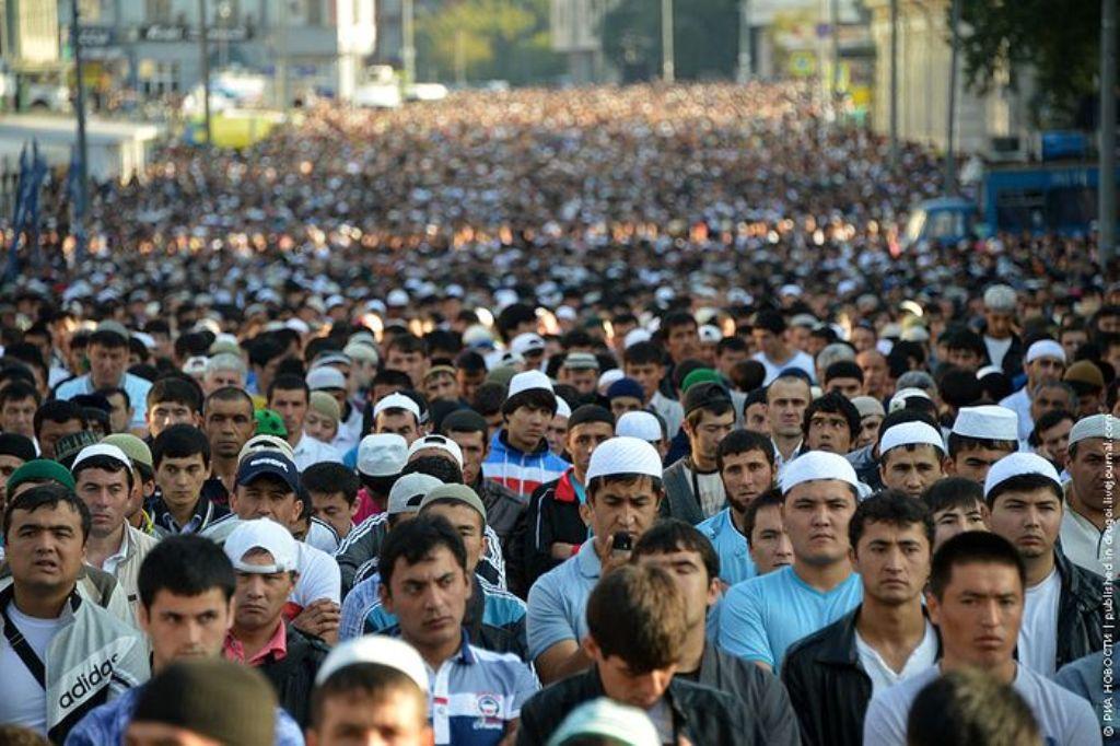 Сегодня у крымских  мусульман    выходной