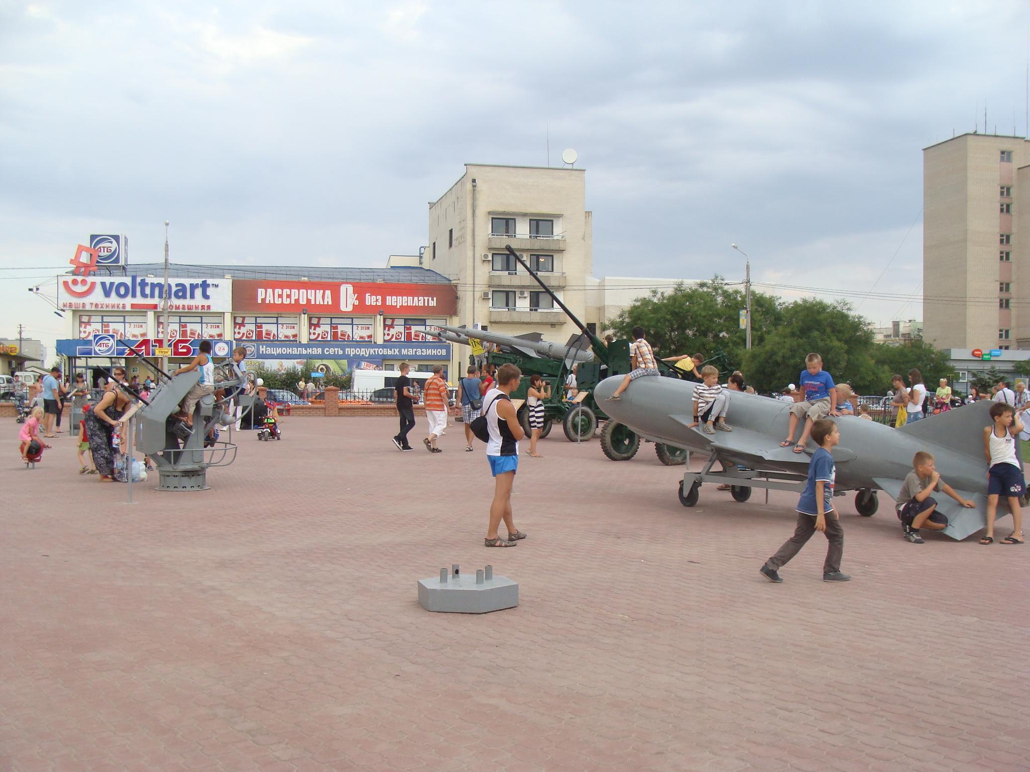 В Евпатории  открыли  музей боевой славы флота