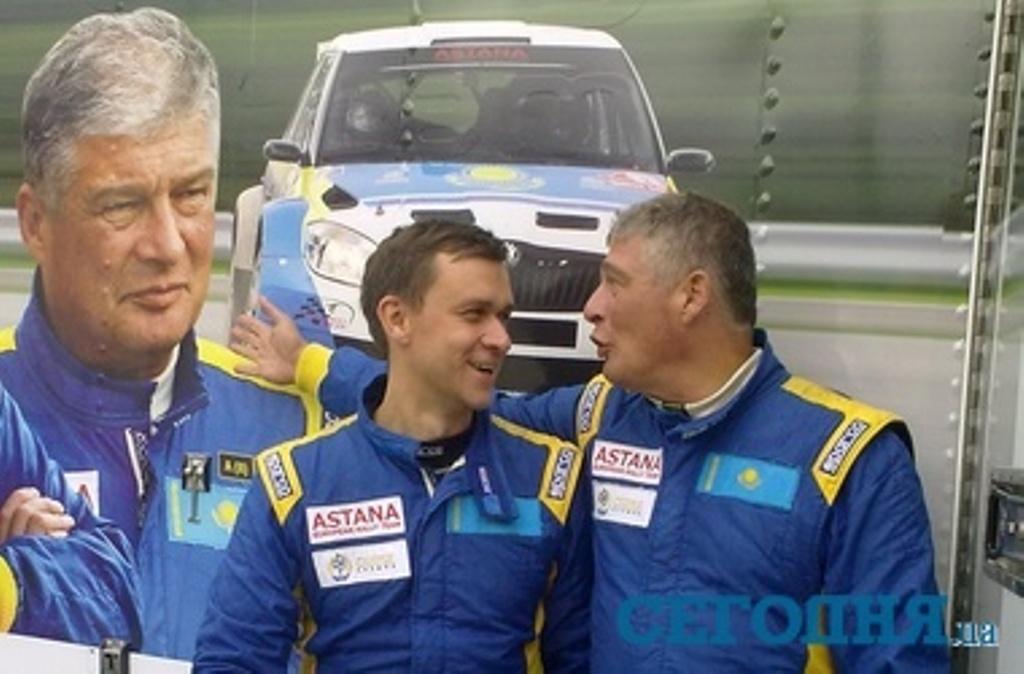 Yalta Rally и Кубок Европы выиграли  Салюк и Червоненко