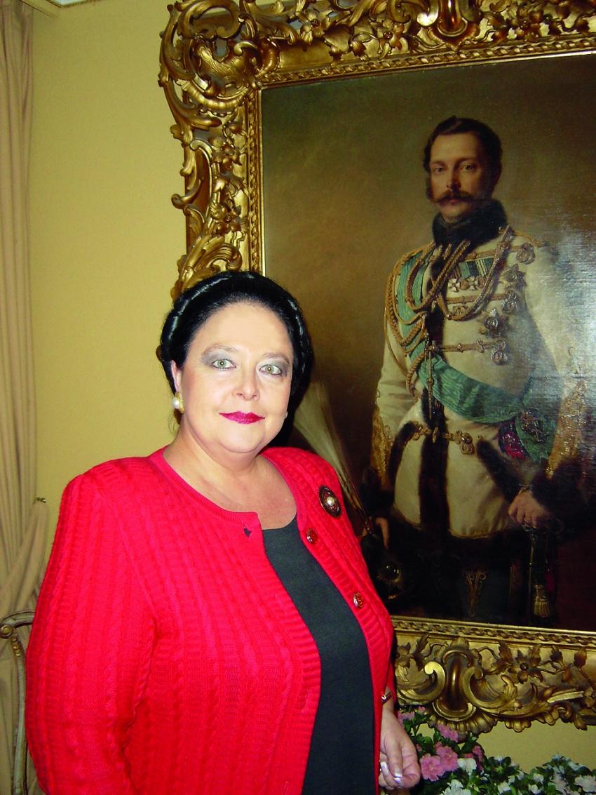 Крым посетят особы царских кровей