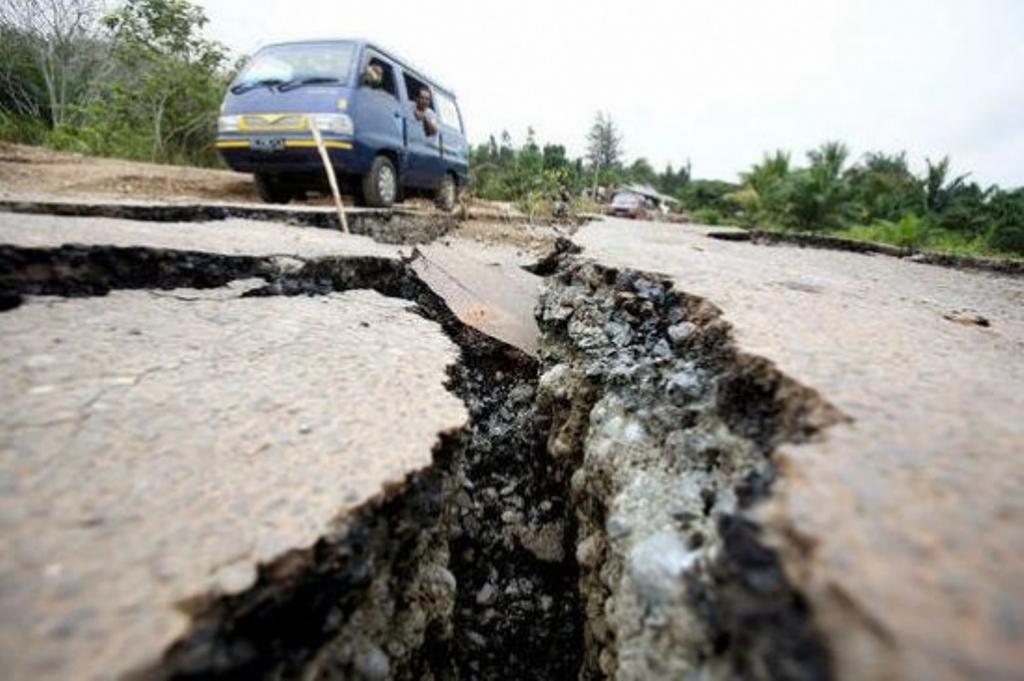 Крымчан пугают землетрясением