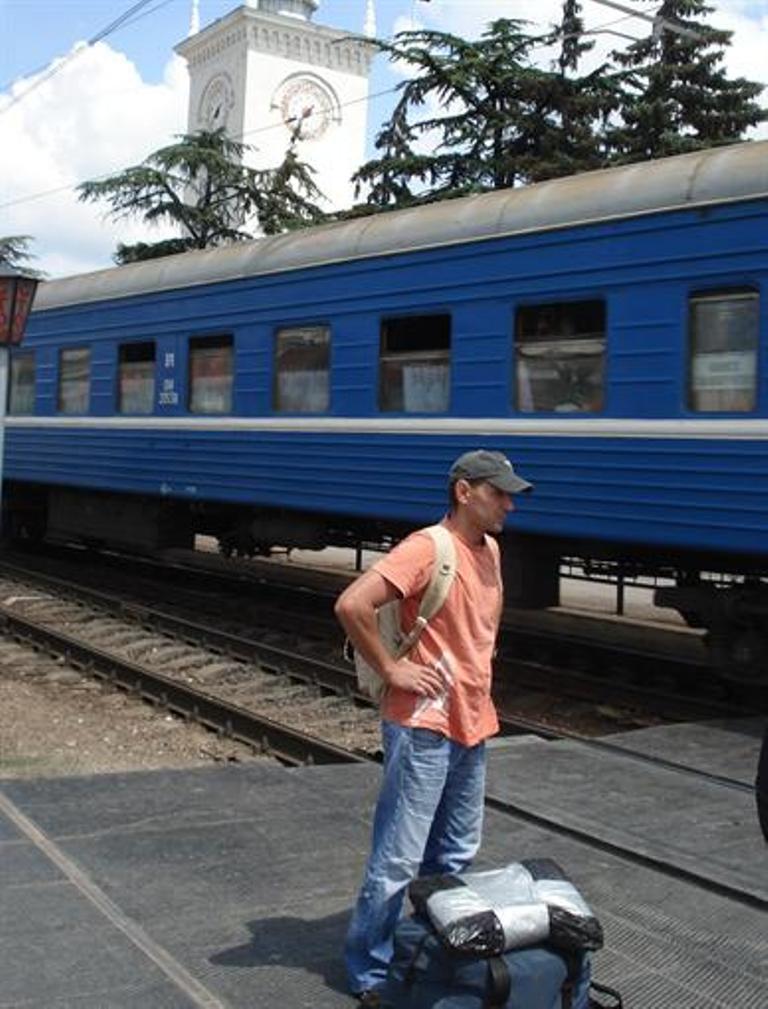 Крым покидают последние туристы