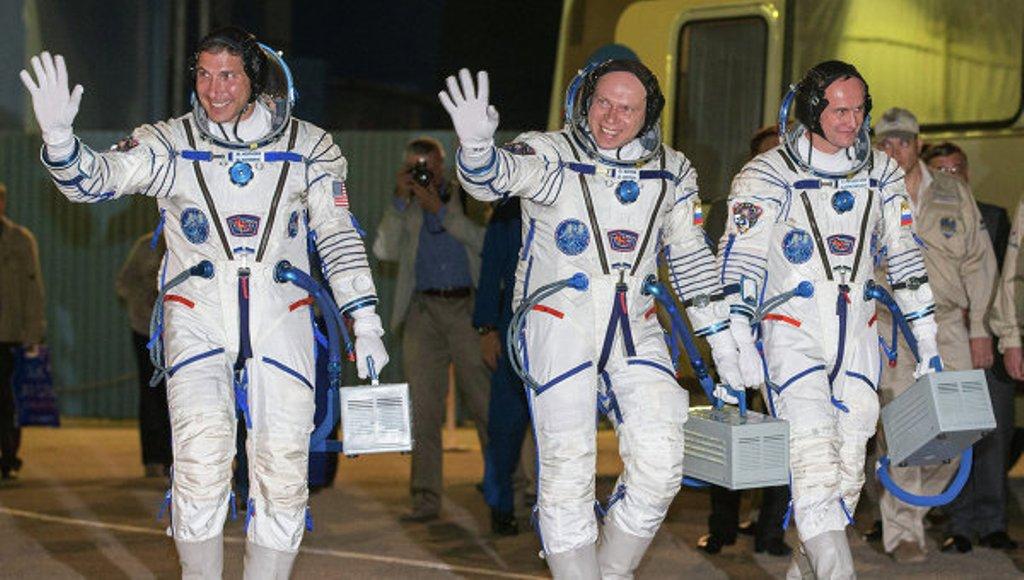 День рождения крымчанин Олег Котов отметит на орбитальной станции