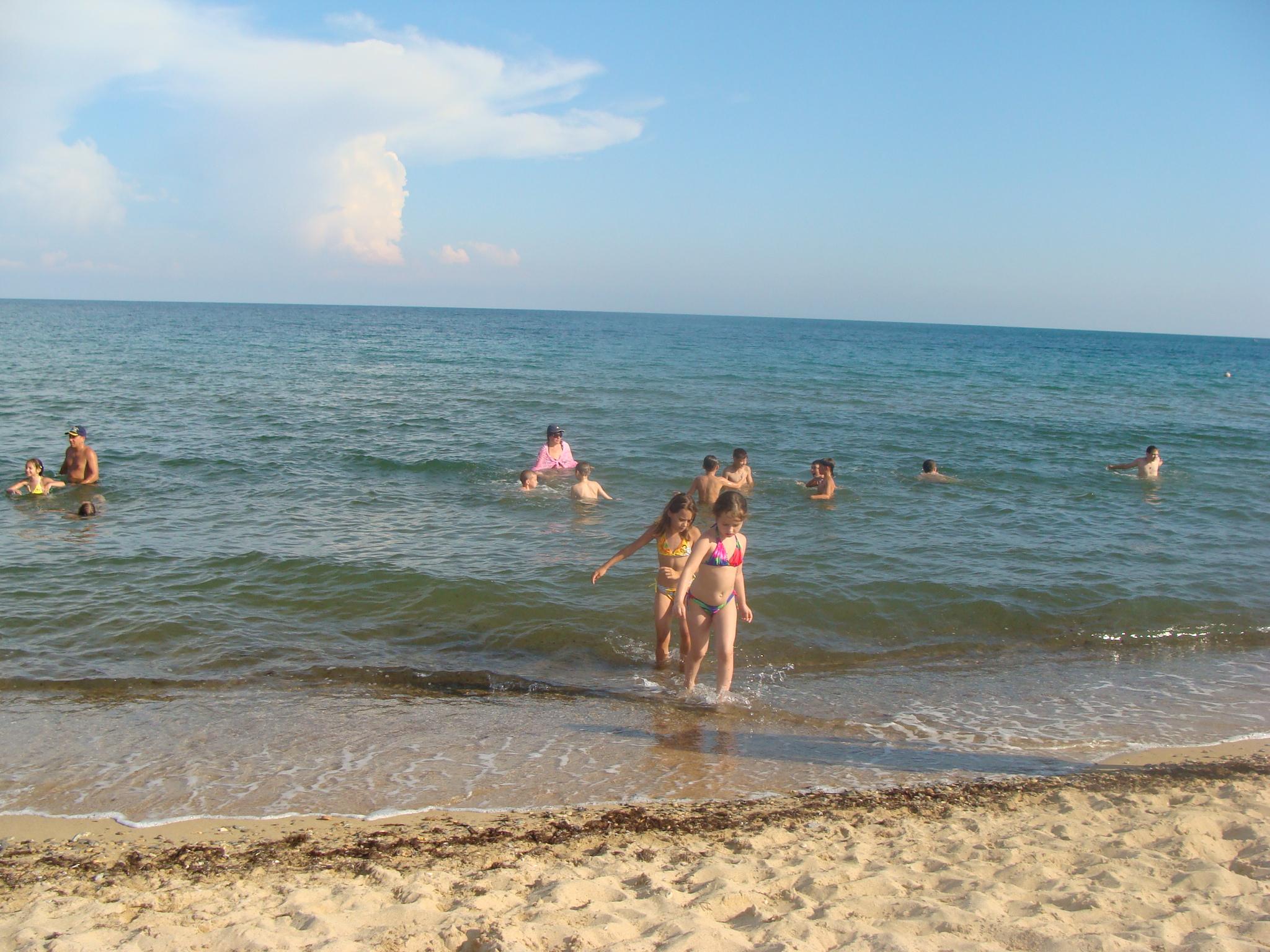Белорусы любят Крым