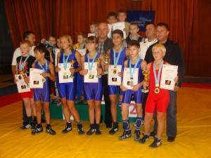 Больше всего медалей завоевали ребята из Уютного.