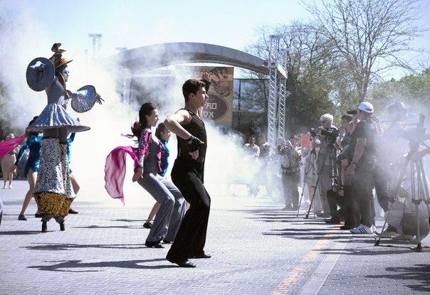 «Тигр» танца из Евпатории покорил  зрителей  и жюри