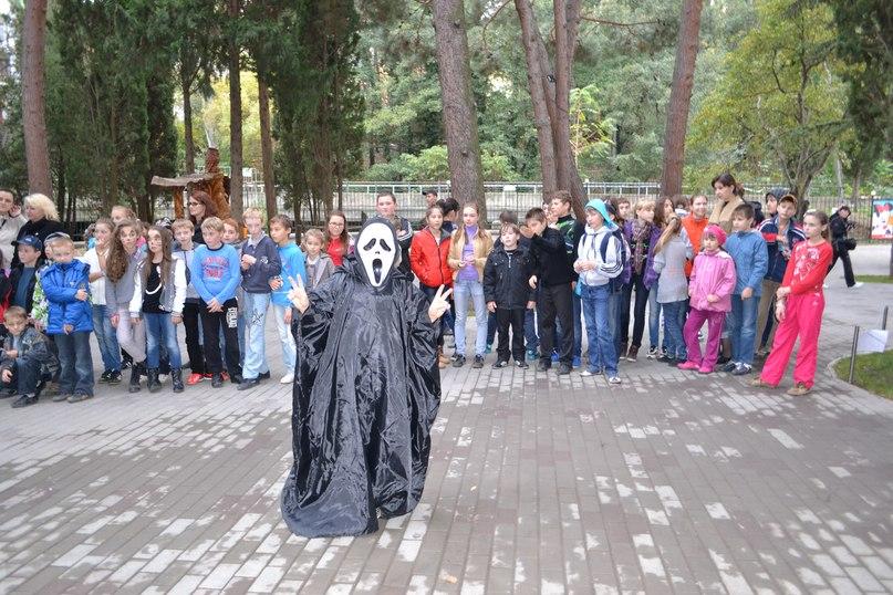 Хэллоуин по-крымски