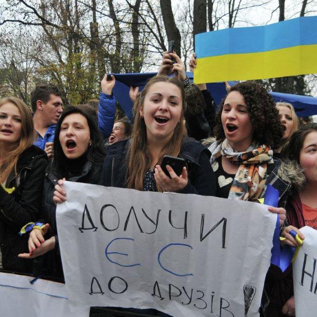 В  Крыму состоятся  акции за и против  ЕС!