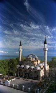 мечеть Джума-Джами. Фото Евгения  и Ольги Махонько