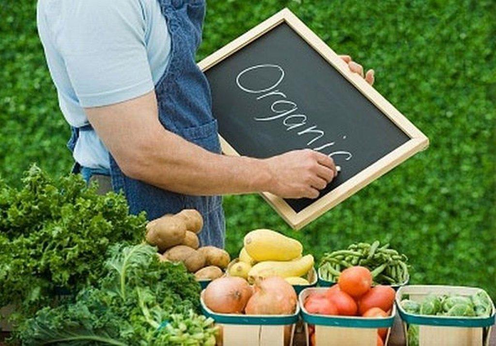 Органическим продуктам — зеленый свет!