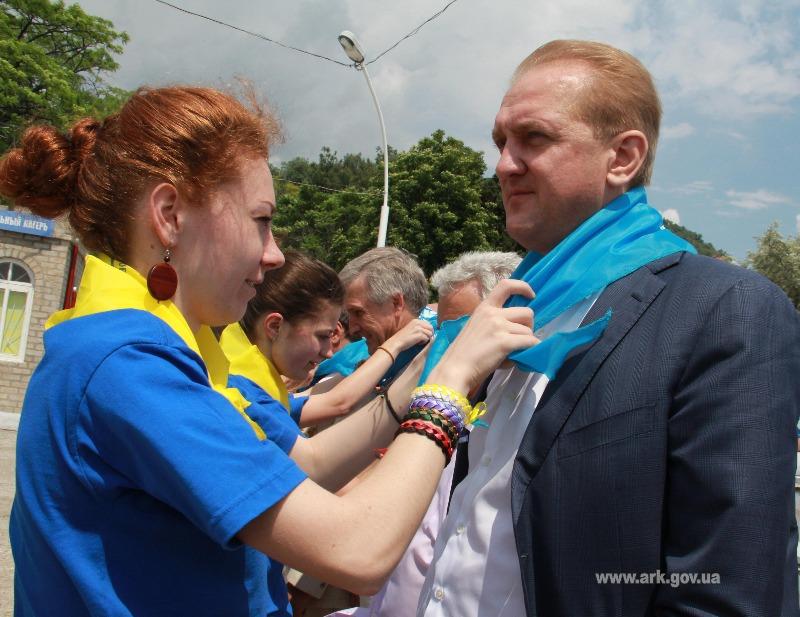 Крым. Студенты и ЕС: пациент скорее мертв!