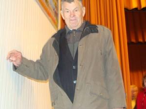Бывшему председателю бывшего колхоза им. М.Горького Якову Петровичу Жилину есть что вспомнить!