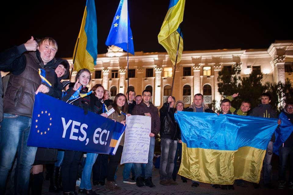 Аполитичный Крым просыпается!