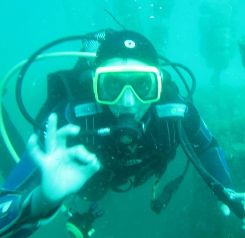 В Крыму разработали правила   подводного плавания