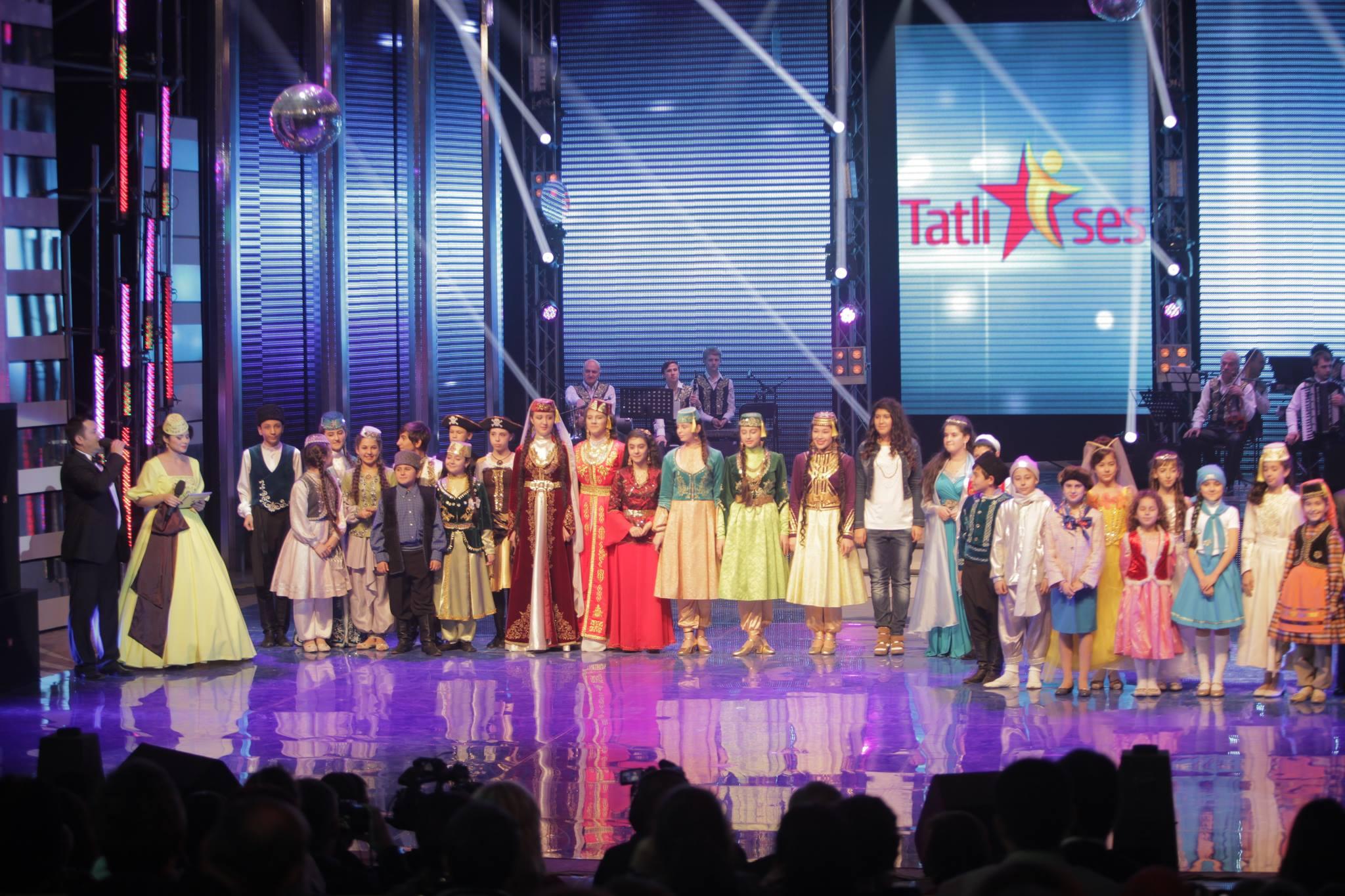 В Симферополе наградили  победителей Tatlı ses (фото)