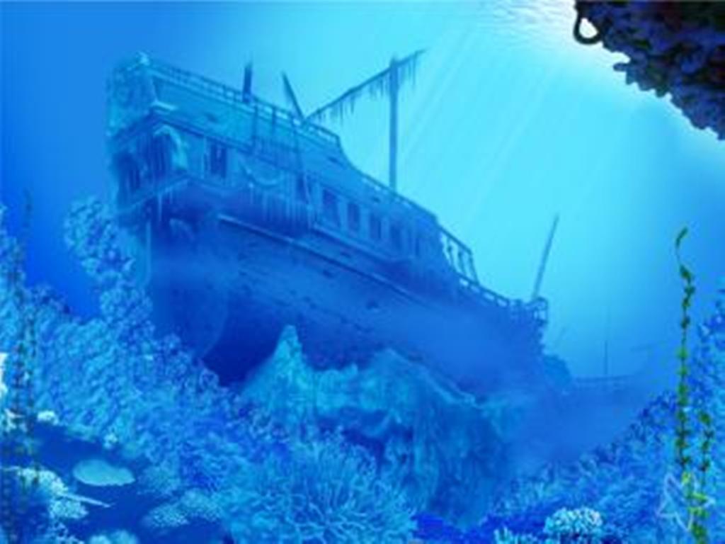 В  Крыму   нашли пиратский корабль