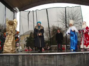 Марина Слесарева, Симферополь