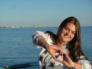Слюсарєва Катерина ,Сімферополь, 20 років
