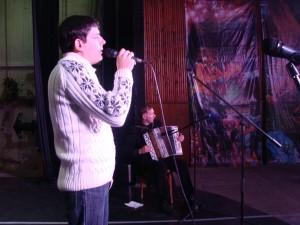 Песни в исполнении Александра Ничепоренко всегда радуют слушателей!