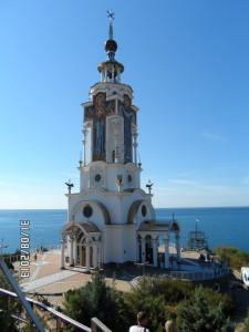 храм-маяк,Крым