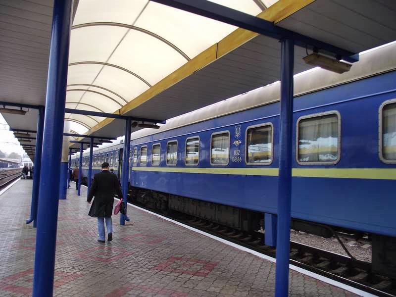 Поезда  в Крым курсируют в штатном  режиме