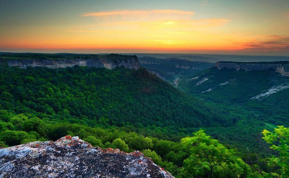 Чудеса крымской природы: Большой каньон