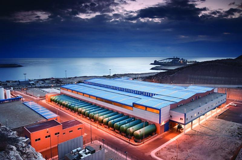 Инвесторы готовы построить в Керчи завод по опреснению морской воды