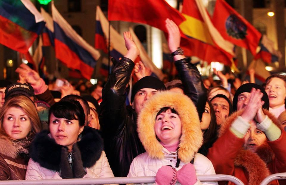 Крым после референдума: день пятый…