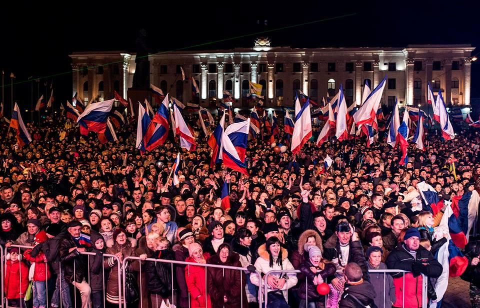 Крым ликует, вопросы остались…