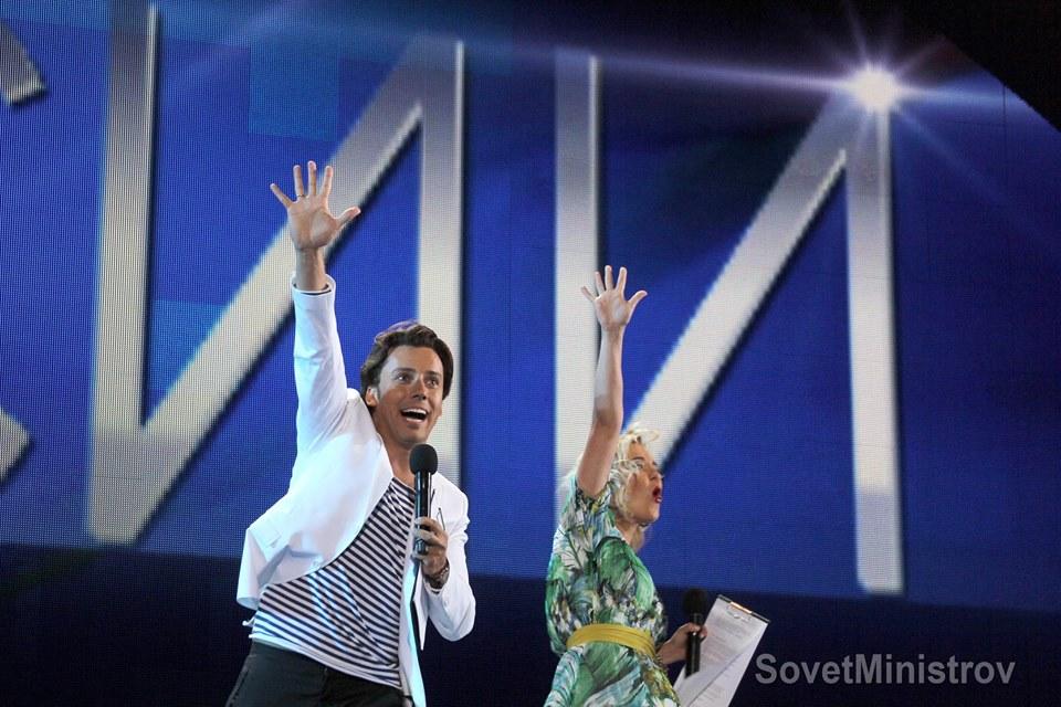 В Ялте стартовал  конкурс молодых исполнителей «Пять звезд»