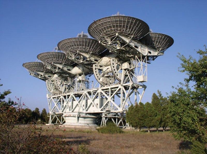 В Крыму возобновляет работу Центр дальней космической связи