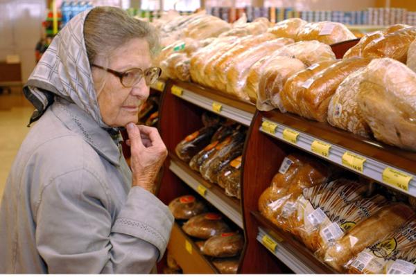Минимальный продуктовый набор крымчанина оценили в 3 302 рубля