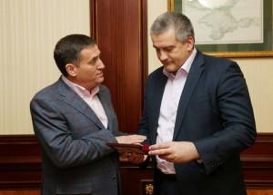 Аксенов и Мелконян