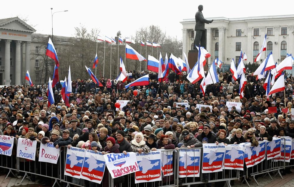 Крымская весна: как это было?