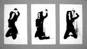 Триптих   Triados , тушь, бумага