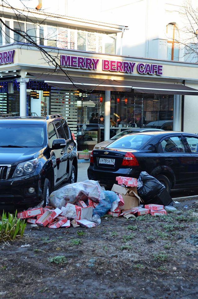 Ярмарка уехала — мусор остался…