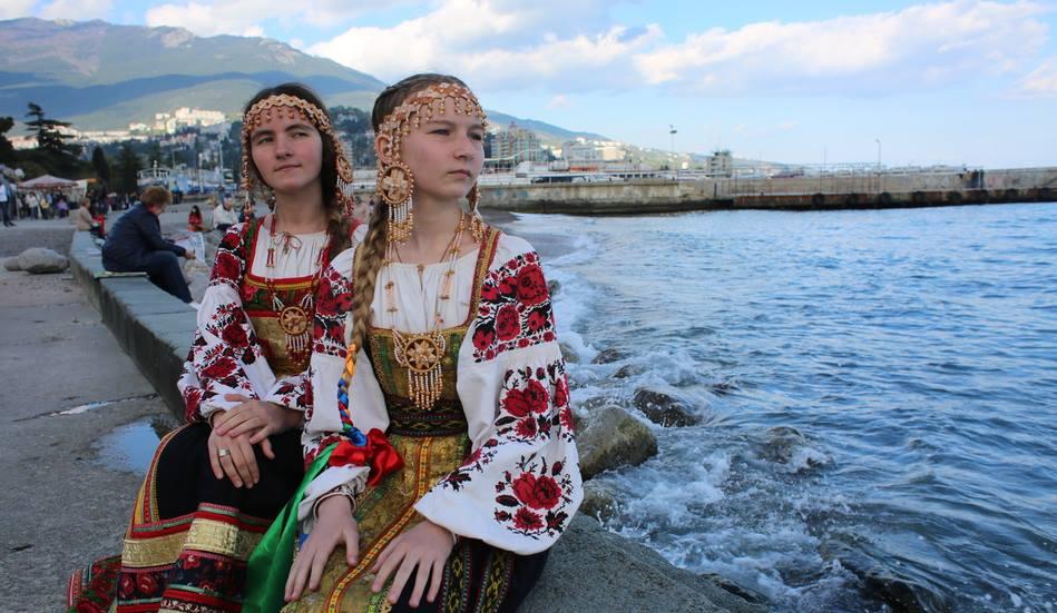 Крымское турне «Русской души» (фото)