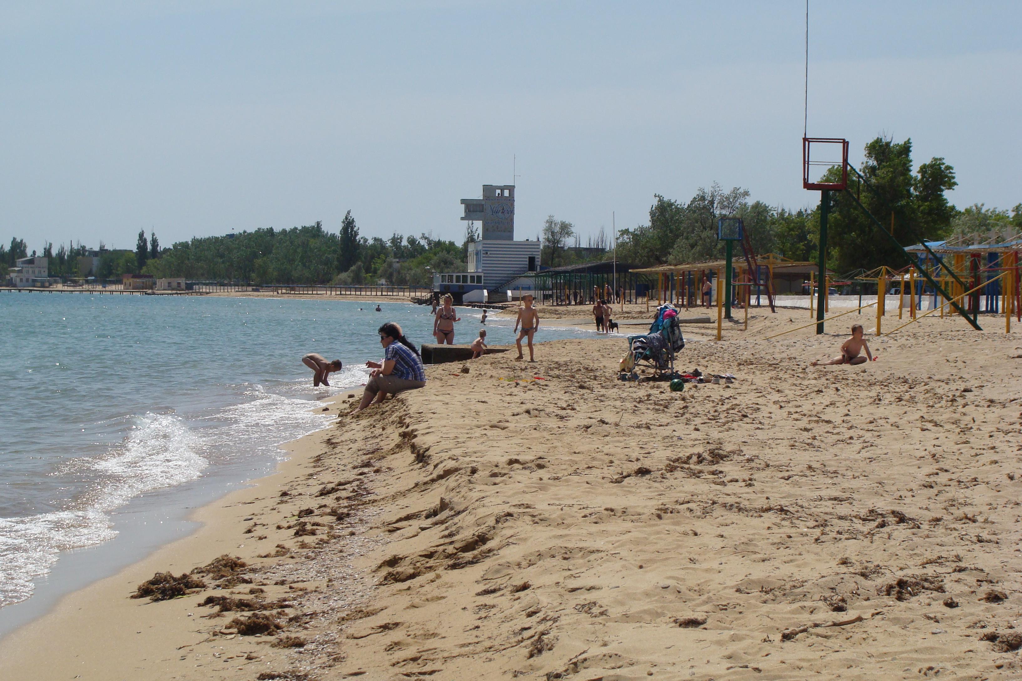 В Евпатории определились с пляжами