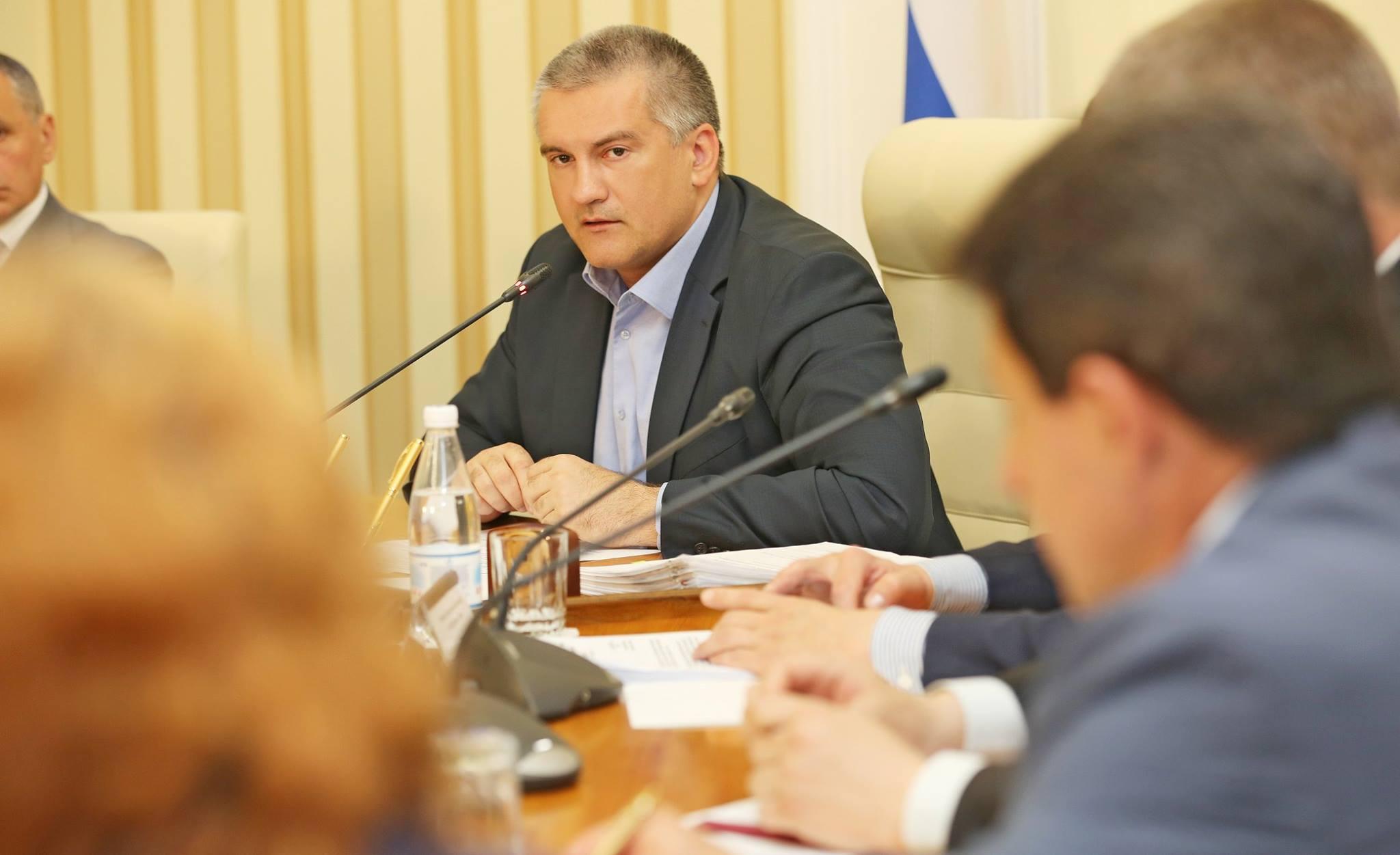 Сергей Аксенов: модернизация курортных поселков начнется с Гурзуфа