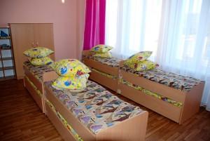 детский сад, спальня