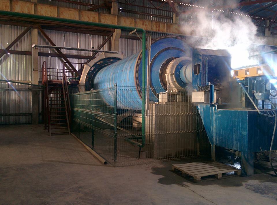 В Крыму открыли первый газобетонный завод